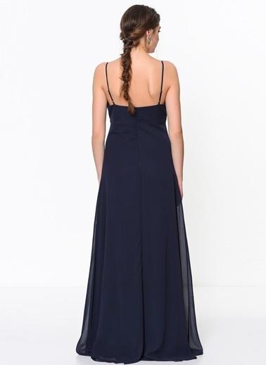 Uzun Abiye Elbise-Pierre Cardin